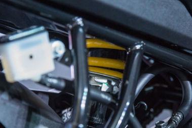 Yamaha FZ 25 Rear Suspension View