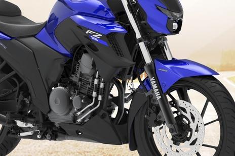Yamaha FZ 25 Engine