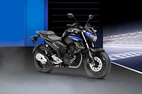 Yamaha FZ 25 Moto GP Limited Edition