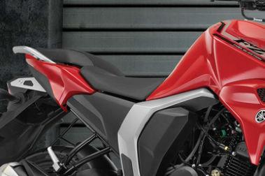 Yamaha FZ FI Seat