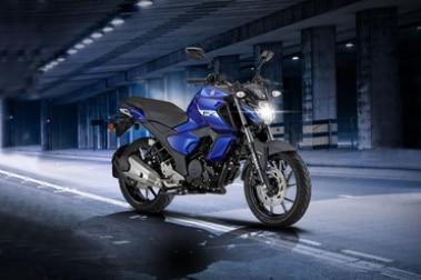 Yamaha FZ-FI V3 Right Side View