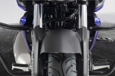 Yamaha FZ-FI V3 Rear View