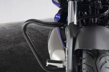 Yamaha FZ-FI V3 Front Left View