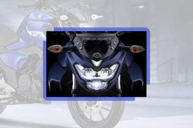 Yamaha FZ-Fi Version 3.0 Head Light