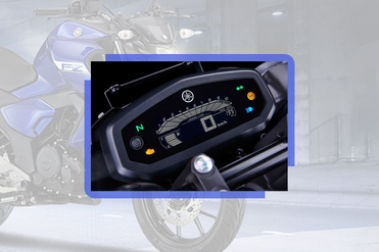 Yamaha FZ-Fi Version 3.0 Speedometer