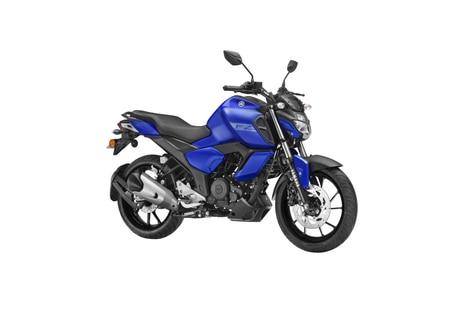 Yamaha FZ-FI V3 Racing Blue