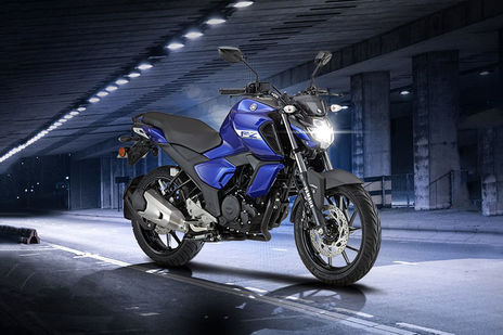 Yamaha FZ-Fi Version 3.0