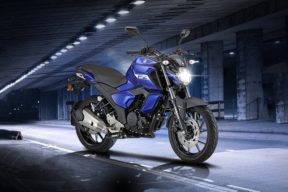 Yamaha FZ-Fi Version 3.0 Front Right View