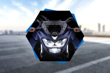 Yamaha FZ-S Fi Version 3.0 Head Light
