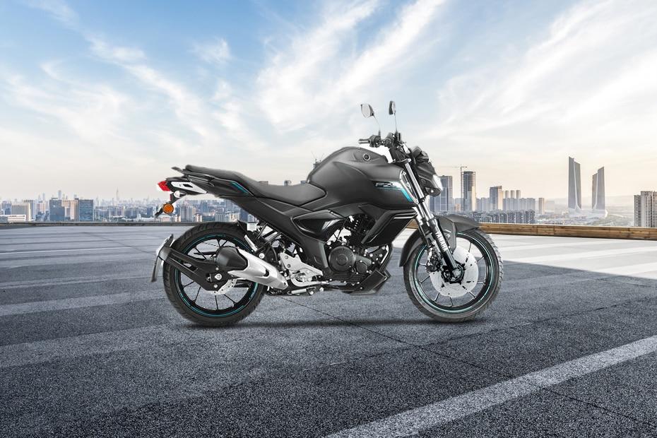 Yamaha FZ-S Fi Version 3.0 Right Side View