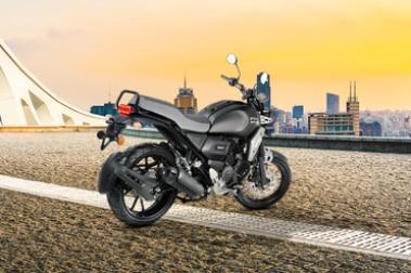 Yamaha FZ-X Rear Right View