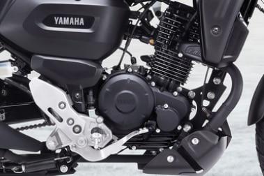 Yamaha FZ-X इंजन