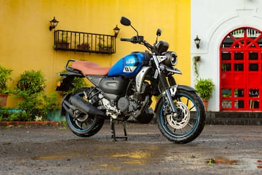 Yamaha FZ-X