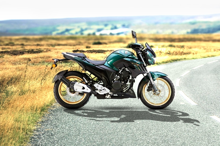 Yamaha FZS 25 Right Side View