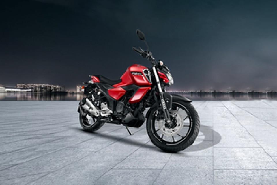 Yamaha FZS-FI V3 BS6