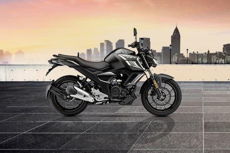 Yamaha FZS-FI V3 Dark Knight