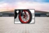 यामाहा एमटी-15 Front Tyre View