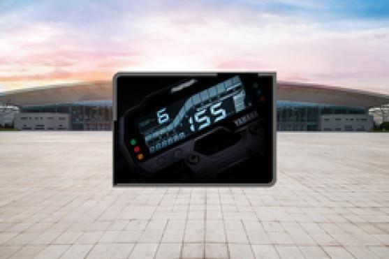 Yamaha MT-15 Speedometer
