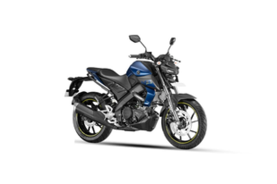 Yamaha MT-15 Dark Matte Blue