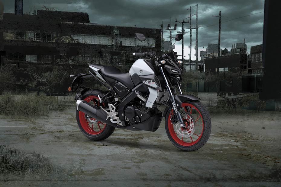 Yamaha MT-15 BS6 Dark Matte Blue