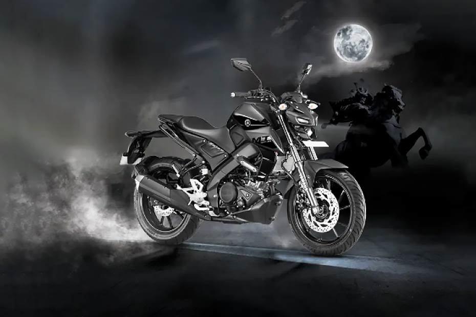 Yamaha MT-15 BS6 Metallic Black