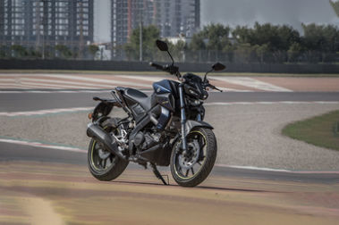 Yamaha MT-15 Front Right View