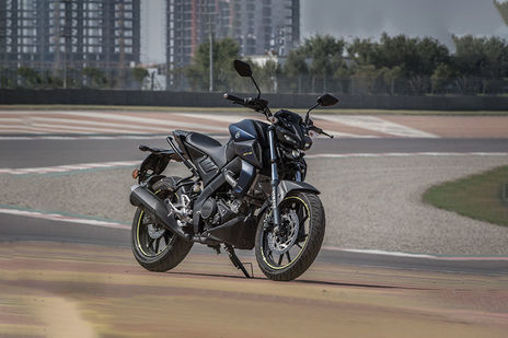 Yamaha MT-15 STD