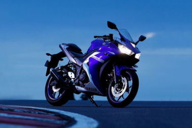 Yamaha YZF R3 Front Right View