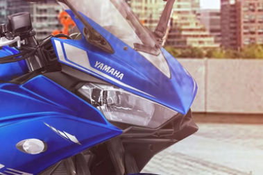Yamaha YZF R3 Head Light