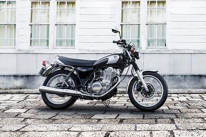 यामाहा SR400