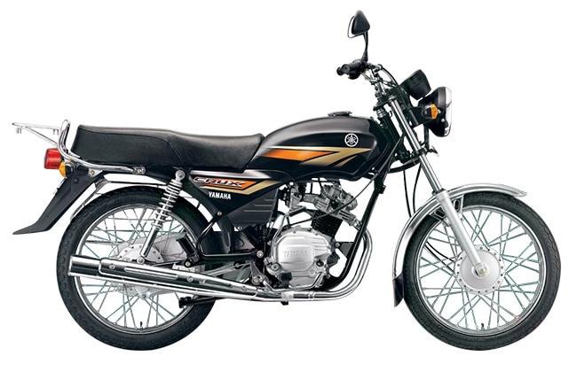 Yamaha Crux Loan Black Model