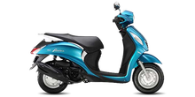 Yamaha Fascino pictures