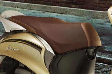 Yamaha Fascino Seat