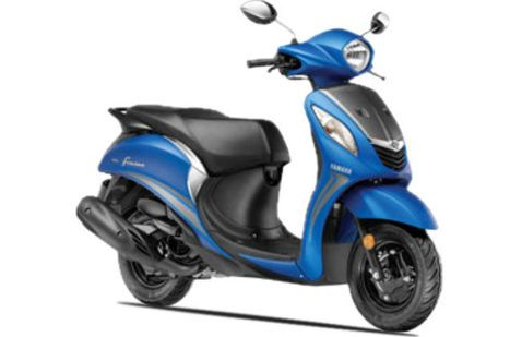 Yamaha Fascino Blending Blue