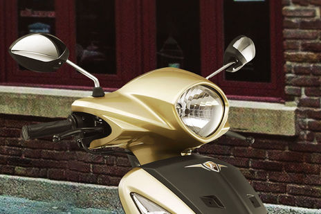Yamaha Fascino Head Light