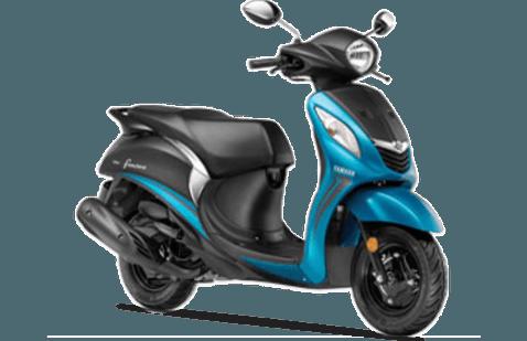Yamaha Fascino image
