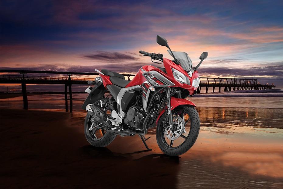 Yamaha Fazer-FI Version 2.0