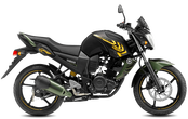 Yamaha FZ pictures