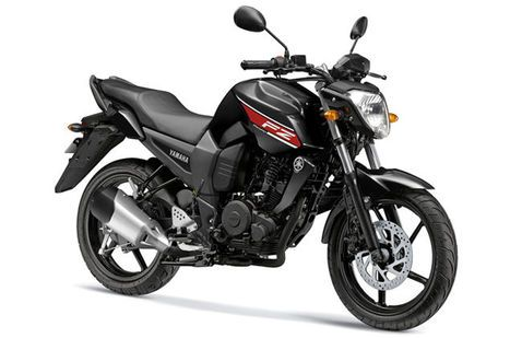 Yamaha FZ Panther Black