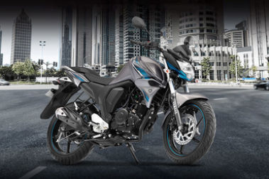 Yamaha FZ S FI (V 2.0) Front Right View