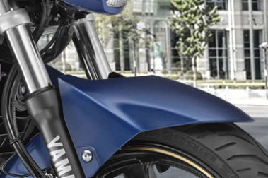 Yamaha FZ S FI (V 2.0) Front Mudguard & Suspension