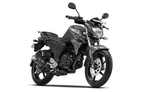 Yamaha FZ S FI (V 2.0) Dark Knight