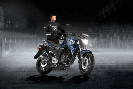 Used Yamaha FZ S FI (V 2.0) Bikes in Gurgaon