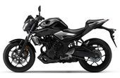 Yamaha MT 03 pictures