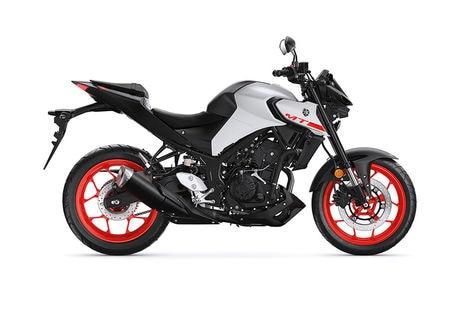 2020 Yamaha MT 03