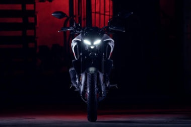 2020 Yamaha MT 03 Front View