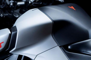 2020 Yamaha MT 03 Fuel Tank