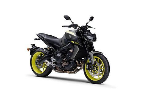 Yamaha MT 09 (2016-2020)