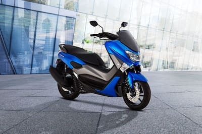 Yamaha NMax 155 Front Right View