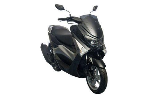 Yamaha NMax 155 Zenith Black